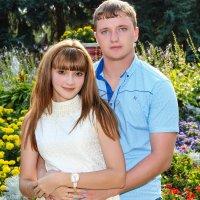 Ирина и Николай :: Варвара Бычкова