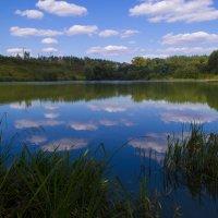 Улюблене озеро :: Дмитрий Гончаренко