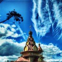 Современная церквушка :: Андрей Куприянов