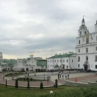 Минск :: Владимир Горубин