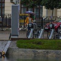 Под дождём 2 :: Константин Сафронов