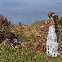 Последняя неделя каникул :: Анна Хрипачева