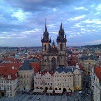 Прага с высоты :: Наталья Левина