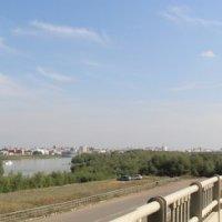 Скромный город Омск :: Михаил Павстюк