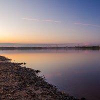 Нефтеюганск, Западная Сибирь, закат :: Олег Бондаренко