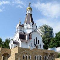 Храм -часовня :: Александр