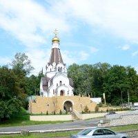 Храм-часовня Феодору Ушакову :: Александр