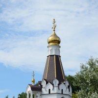 Храм часовня святого праведного воина Феодора Ушакова :: Александр