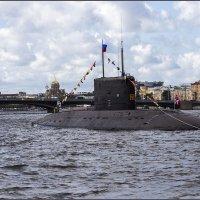 """Подводная лодка """"Выборг"""" :: Евгений Никифоров"""