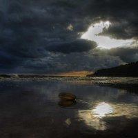 шторм на Финском заливе :: Юрий Каркавцев