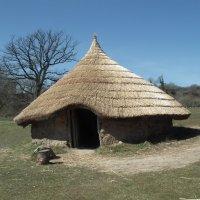Жилище кельтов в бронзовом веке :: Natalia Harries