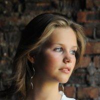 портрет девушки :: Игорь Юрьев