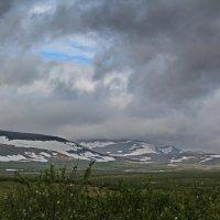 Полярный Урал. Весенняя непогода :: Лада Котлова