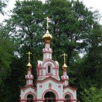 Мини-колокольня в Талеже :: Александр Буянов