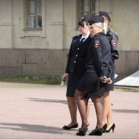 gracile di polizia (грации полицаюшки...) :: sv.kaschuk