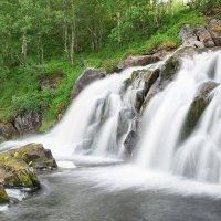 Водопад :: Алексей Щукин