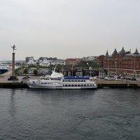 В порту Копенгагена :: Ольга
