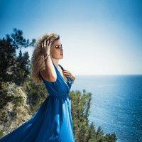 Blue Dream :: Vitaly Shokhan