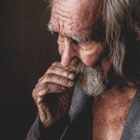 Старик :: Ольга Гилева