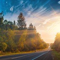 Волоколамское шоссе :: Alexey Bu