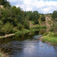 река Тосна :: kudrni Кудрявцева
