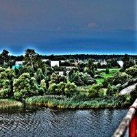 по дороге в Рыбинск :: Владимир Родин