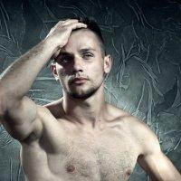 мужской портрет в студии :: Светлана Лагутина
