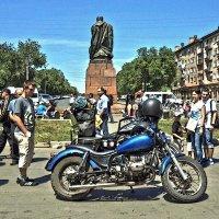 Байк :: Евгений Алябьев