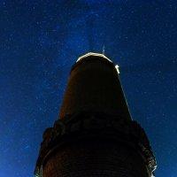 маяк и небо :: Алексей Яковлев