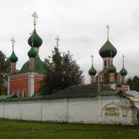 Церковь Александра Невского. :: Oleg4618 Шутченко