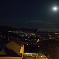 ночь и тишина :: Леонид Сидоренко