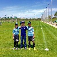 будущее Краснодарского футбола :: gribushko грибушко Николай