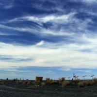 Небо над Алаколем :: Даулет Джаманов