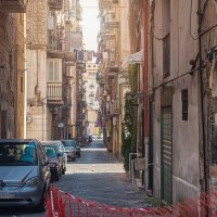 Неаполитанские переулочки :: Александр Святкин