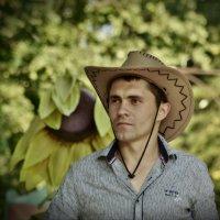 Кубанский  ковбой! :: Андрей Печерский