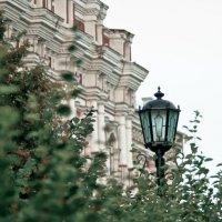 Одинокий фонарь :: Евгений Тупиков