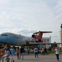 ТУ-154. :: Oleg4618 Шутченко