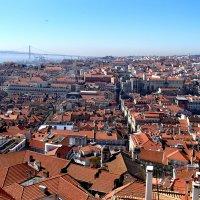Лиссабон. Португалия :: Надежда Гусева