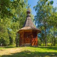 Деревянная часовня :: Екатерина Рябцева