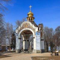 Михайловский Златоверхий монастырь, Киев :: Вахтанг Хантадзе
