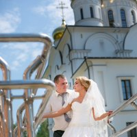 свадьба Марины и Александра июнь 2014 :: Оксана ЛОбова