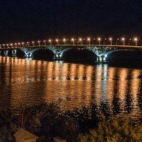 ночной мост :: Андрей ЕВСЕЕВ