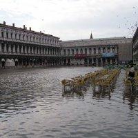 Венеция для водоплавающих туристов. :: Дмитрий Лебедихин