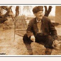 мой старый старый Дед :: Aizek Kaniyazoff