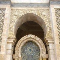 Фрагмент мечети Хасана 2 :: Светлана marokkanka