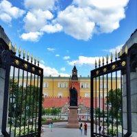 Александровский сад :: Ирина Бирюкова