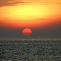 У солнца конец рабочего дня :: Андрей Печерский