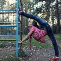 Гимнастика :: Nata Potapova