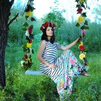 Эмилия :: Ирина Кондаурова