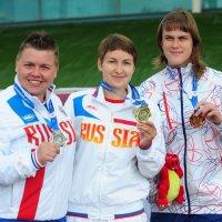 Я вторая на Чемпионате Европы :: Ирина Вертинская